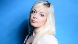 Ungdom mot rasism i Finlands ordförande Rebecca Åkers.