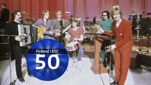 Riki Sorsa i Eurovisionen 1981