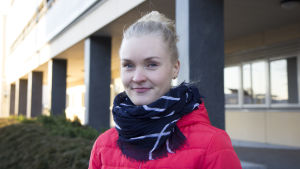 Doktorand Sanna Heittola.