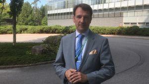 Kristian Rehnström från HRT