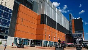 Montreals hemmaarena har plats för över 21000 åskådare och är störst i NHL.