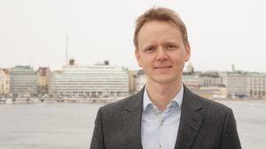 Markus Helavuori, Professional Secretary på Helcom