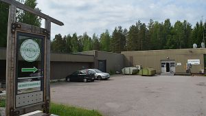 Uusiokeskus i Borgå