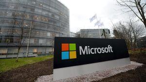 Micosofts finländska huvudkontor