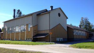Vestersundsby skola i Jakobstad.