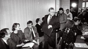 Mart Laar Viron itsenäistymisen aikaan