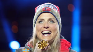 Therese Johaug dominerade i VM i Seefeld.