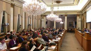Åbo stadsfullmäktige har möte den 14.11.2016