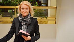 Esbopolitikern Maria Guzenina.