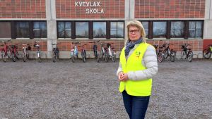 Rektor Ulrica Nygård