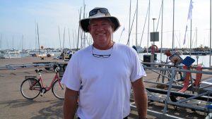 Eric Jespersen är OS-medaljör i segling.