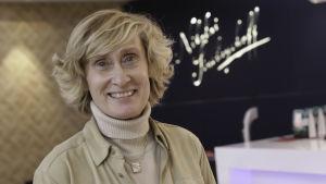 Kommunikationschef Marja-Liisa Weckström