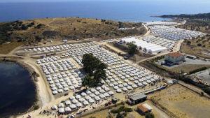 Lägret i Kara Tepe