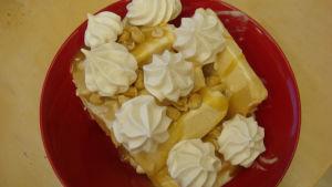 Åttor i Ekenäs gjorde dessert av matrester.