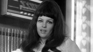 Iskelmälaulaja Paula Koivuniemi 1970-luvulla