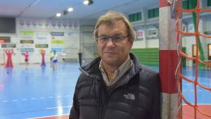 Henrik Westerlund är planeringsansvarig vid samhällstekniska avdelningen i Raseborg.