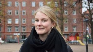 Hanna Ylöstalo.