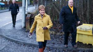 Nicola Sturgeon, SNP:s partiledare.