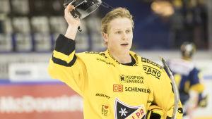 KalPa-backen Otto Leskinen