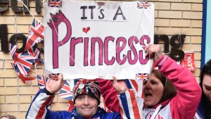 Prins Williams och hertiginnan Catherines andra barn, en dotter, föddes den 2 maj 2015.
