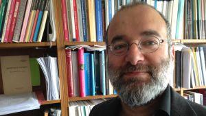 Professor Felipe Estrada säger att det dödliga våldet har minskat i Sverige.