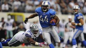 Jahvid Best i NFL 2011