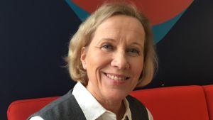Lisbeth Hemgård är verksamhetsledare på FDUV.