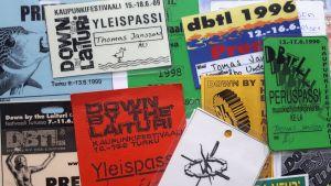 Presspass från många DBTL-år