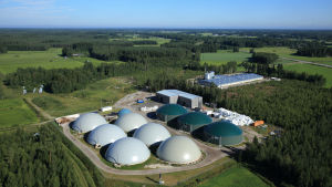 Jeppo biogas.