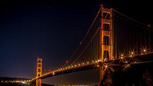 Golden Gate-bron i San Francisco