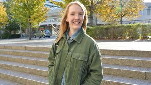 Pia Lehto, 29, flyttade till Stockholm 2012.