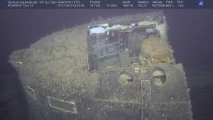 Bild på ubåten.