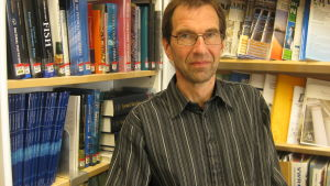 Tom Wiklund är specialforskare i akvatisk patobiologi.