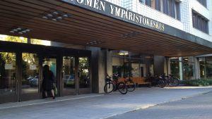 Finlands miljöcentral i Helsingfors