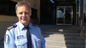 Kommissarie Jens Emet.