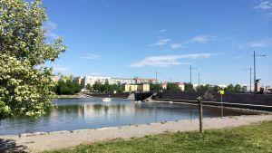 Vasklotbron i Vasa.