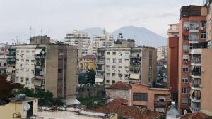 Byggnader i Tirana