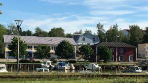 Sundet i Nystad