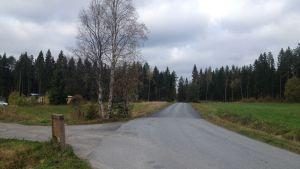 I Östensö planerar Pedersöre 50 nya hustomter.