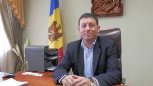 Andrei Mariani, regionpresident i Drochia, Moldavien