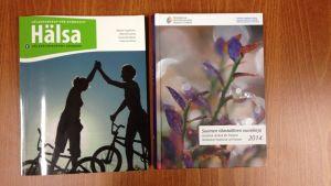 En kursbok i hälsokunskap och Statistisk årsbok