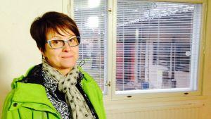 Tania Grönroos on yksi monista, jonka talo on homeessa.