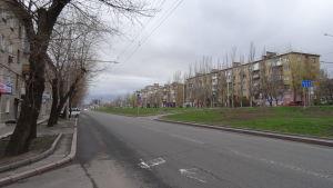 Central gata i Donetsk