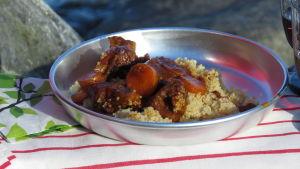 Lammgryta med couscous