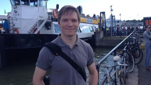 Allmänläkaren Christoffer Lankinen har skrivit en insändare i Hbl om borrelios