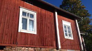 Hus på Malmgatan i Pargas