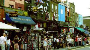 Kauppakatu, Camden, Lontoo