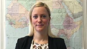 Annika Lumikari, Översinspektör , Migrationsverket,