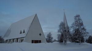 kyrkan i salla