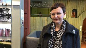Anneli Pahta är kommundirektör i Kimitoön.